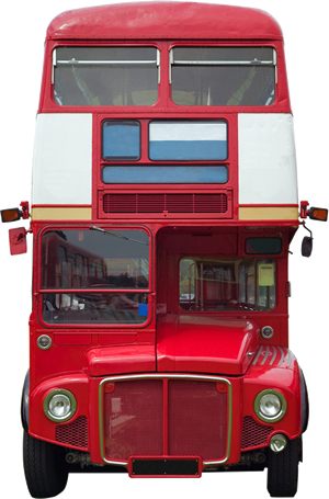 routemaster bus hire image